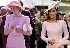Kate e Lady Di