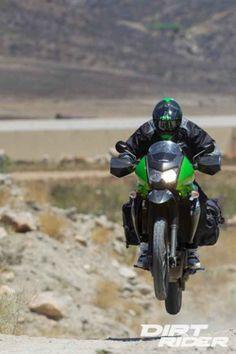 2014 Kawasaki KLR650 New Edition - Dirt Rider Magazine