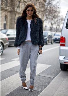 Гламурная жизнь домашних штанов! - Galant Girl — Блог о стиле и моде