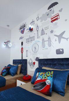London Themed Bedroom On Pinterest Paddington Bear