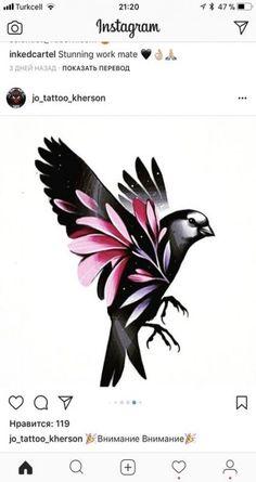 30 Ideas Tattoo Bird Abstract Ideas For 2019 – Animals 12 Tattoos, Bull Tattoos, Animal Tattoos, Flower Tattoos, Body Art Tattoos, Sleeve Tattoos, Rose Drawing Tattoo, Tattoo Sketches, Tattoo Drawings