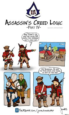 Guards in assassins creed are the biggest idiots on earth Assassins Creed 3, Doctor Who Funny, Fandoms, Funny Games, Legend Of Zelda, Best Games, Video Games, Comics, Assains Creed