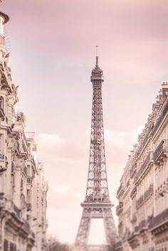 Paris Photography -  A Dream of the Eiffel Tower, Travel Fine Art Photograph, French Home Decor, Large Wall Art