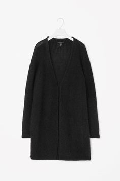 COS | Mohair and wool cardigan