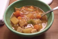 Unbeef Stew   VegWeb.com, The World's Largest Collection of Vegetarian Recipes