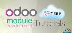Open source ERP Module development tutorial #erp #openerp #odoo