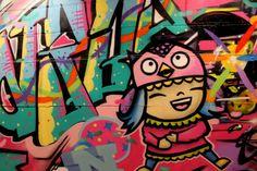 Graffiti Art by DWhitePhotography on Etsy
