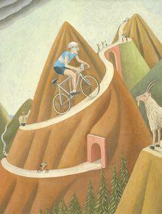 Vélo salvage Fausto Coppi
