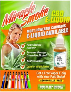 Miracle Smoke Free Trial Available in the United States - http://miracle-smoke-cbd.com/miracle-smoke-trial/