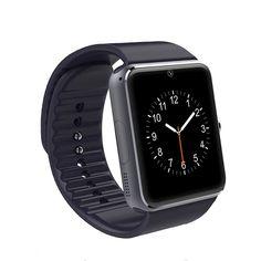 Smartwatch gt08 bluetooth smart watch mit kamera sim-karte für ios android wear touch uhren wasserdichte handy uhren //Price: $US $24.68 & FREE Shipping //     #smartuhren