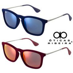 novas lentes ray ban