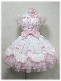 Angelic Pretty Dream Doll OP still perfer the JSK cause i love the side bow on it but this is also really pretty