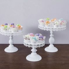 Classical-Round-Cake-Stand-Display-Dessert-Holder-Wedding-Party-Decor-20-30CM
