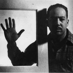 Langston Hughes - photo by Gordon Parks.