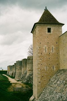 Provins    Medieval city in France