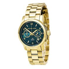Michael Kors 100 Series Hunger Stop Watch MK5815 ** To view further for this item, visit the image link.