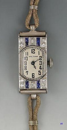 Nice old Waltham watch