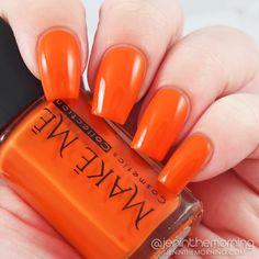 Make Me Cosmetics Collection – Sun Kisses  #nail #nails #mani #manicure #jeninthemorning