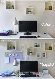 Transformar una oficina