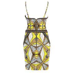 Makossa Dress caleidoscope - Lena Hoschek Online Shop