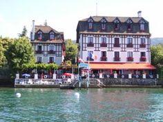 ★★★ Les Cygnes, Évian-les-Bains, France