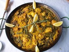 How to make Spanish Roasted Vegetable Paella - The Happy Pear Recipe - YouTube