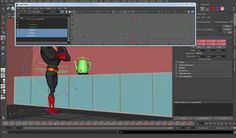A short tutorial I made while studying at iAnimate to explain to the other students how rotation orders can affect your animation and how to change them on a shot…