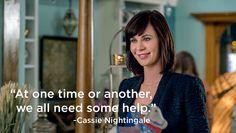 Cassie-isms - Help