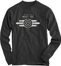 Property Of Vault-Tec Fallout 3 Fallout 4 Unisex Long Sleeve Shirt