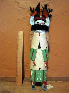 Zuni Shalako Doll 1950's Native American Dolls, I See Red, Love And Respect, First Nations, Old Photos, Drums, Nativity, Roots, Baskets