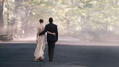 What a beautiful post-wedding photo.