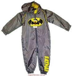Kombinezon przeciwdeszczowy Batman