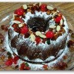 Como preparar una torta navideña