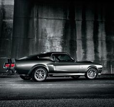 '67 Mustang ShelbyGT500..  oh eleanor you sexy bitch