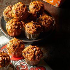 Pumpkin-Oat Mini Muffins – no flour, subbed 3 T coco oil. Made Sept 2018 and boy… Pumpkin-Oat Mini Muffins – Gluten Free Pumpkin, Pumpkin Recipes, Fall Recipes, Healthy Pumpkin, Delicious Recipes, Sin Gluten, Yogurt, Sandwiches, Oat Muffins