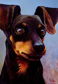 Manchester Terrier.....Artist/Simon_Bull