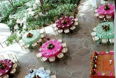 Westin Southfield Detroit- Southfield Town Center Atrium Wedding Reception