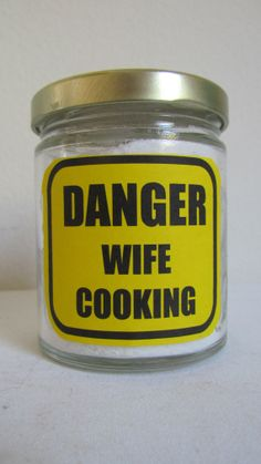 Danger Wife Cooking - Gourmet dry rubs for chicken, meat, pork ~ outdoor cooking ~ Spouse, Lover, Mother Chef, comes with gift box