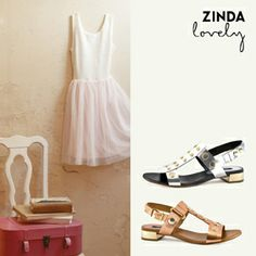 #zinda #shoes #summer #sandals #metallics #leather #madeinspain http://www.zinda.es/