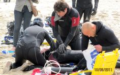 PADI Rescue Diver, Emergency First Responder and D.N course package