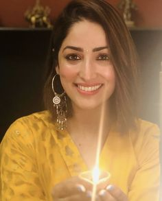 Bollywood Actress Yami Gautam's Photo Gallery Yami Gautam is an Indian film actress and model who predominantly appears in Hindi films.