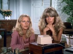 Charlie's Angels - Cheryl Ladd played Kris Monroe and eventually replacing Farrah Fawcett's character as her younger sister from 1977-81.
