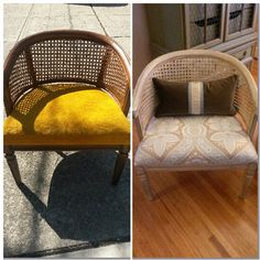 Beautifully redone Accent Chair using Annie Sloan by kirstennaab, $225.00