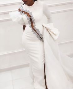 Short African Dresses, Nigerian Weddings, Bridal Gowns, Marie, Formal Dresses, Chic, Bespoke, Lush, Style