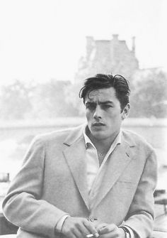 Alain Delon, 1960