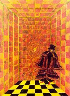 """Carl Gustav Jung: """"Red Book"""" (Der Schatten der Persönlichkeit) of the social sciences"""