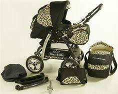 Black And Pink Stroller - Bing Images