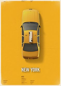 Taxi, please #NYC #Yellow