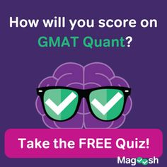 Take the GMAT Diagnostic Test! Magoosh