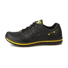 6ef0a753774e5 New Water Aqua Summer Beach Casual Womens Shoes Sandals Black 7  gt  gt  gt